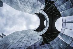 London Gotham [Part lll] (sisyphus007) Tags: london architecture canon buildings lookup batman gotham morelondon wpc londonarchitecture modernbuildings buildingsinlondon kiedyszko michaelkiedyszko 2016mkiedyszko