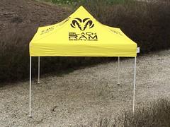 Quick Folding Tent - Tent met opdruk (1)