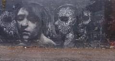 Eskat (BE'N 59) Tags: en streetart blanco sanmigueldeallende mexique muros