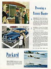 1946 Packard Clipper Touring Sedan (aldenjewell) Tags: sedan ad touring clipper packard 1946
