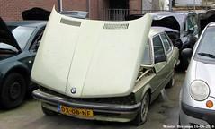 BMW E21 320 1979 (XBXG) Tags: auto old holland classic netherlands car yard vintage germany deutschland rust automobile nederland rusty voiture german bmw junkyard scrapyard scrap casse 1979 allemagne paysbas corrosion deutsch 320 roest sloop ancienne rouille duits rouill roestig velserbroek e21 allemande rutte bmw320 sloperij autosloop bmwe21 autosloperij dx08nf