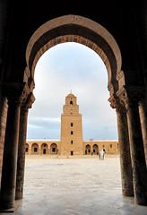 (Akrem_Sakka) Tags: tunisia mosque kairouan      oqba