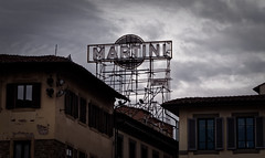 MARTINI (abory03) Tags: advertising logo florence martini olympus ciel alcool firenze nuages publicit ville omd enseigne em1 apritif