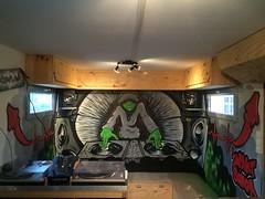 deco salon 2016 (weaks oner) Tags: graffiti tag alien techno graff weeks gek impakt m2m sonor weaks