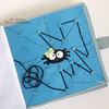 Quiet Book - atividade aranha (Dani_Fressato) Tags: handmade artesanato craft felt feltro trabalhomanual quietbook ideiaseretalhos danifressato