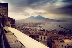 Apocalyps now (PhotographbyBram) Tags: travel italy mountain mountains nature clouds view culture explore napoli vulcano apocalyps explored