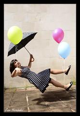 6272bcami (Pag...Juan Hernndez) Tags: nikon juan paraguas hernandez levitar flotar d610 globoselevar volarwoman