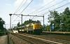 NS 1201 / Eindhoven (Bevadi) Tags: ic ns eindhoven 1200 1201 baldwin strijps beukenlaan reizigerstrein railinfrastructuur elektrischelocomotieven voorstadshalte