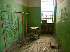 All Gone Home (forgottenbeautyphotography) Tags: ny newyork abandoned architecture hospital ruins urbandecay kingspark asylum mentalhealth