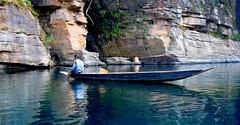 Fisherman on a boat (maringc) Tags: india discover meghalaya dawki mawlynnong northeastindia photoaddict pictoftheday mynikonlife shangtuh comaroadtrip