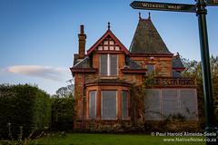 Wizards Walk, Beveridge Park, Kirkcaldy