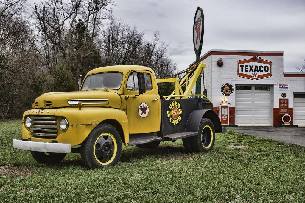 The World S Best Photos Of Texaco And Truck Flickr Hive Mind