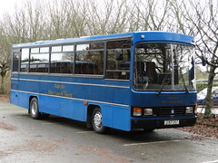 Tantivy 7 (Coco the Jerzee Busman) Tags: uk blue bus islands coach jersey channel tantivy