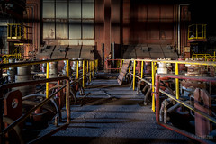 DSC_2249 (Urban Excentrics) Tags: urban abandoned industry metal nikon industrial belgium decay exploration urbex