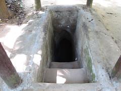 """Cu Chi: les tunnels de la Guerre du Vietnam <a style=""""margin-left:10px; font-size:0.8em;"""" href=""""http://www.flickr.com/photos/127723101@N04/24012148413/"""" target=""""_blank"""">@flickr</a>"""