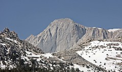 Mt. Conness / Yosemite National Park (Ron Wolf) Tags: california nature landscape nationalpark border peak sierra granite yosemitenationalpark boundary