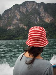 Khao Sok (Andy Kaye) Tags: park lake forest thailand lan national jungle thani khao khaosok surat sok suratthani cheow
