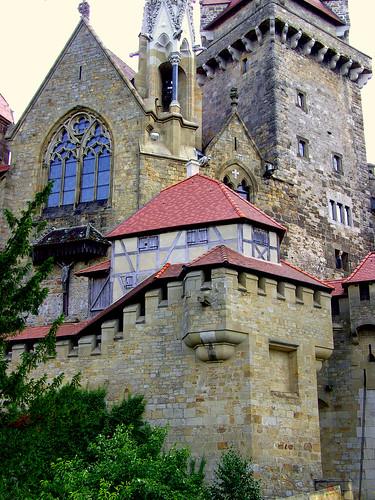 Castle's chapel