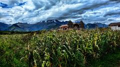 Perdido en el tiempo (Miradortigre) Tags: mountains peru stone corn chapel andes maiz montañas piedra capilla peruanos
