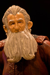 Balin (atari_warlord) Tags: actionfigure dwarves thehobbit balin 375 dwalin thebridgedirect