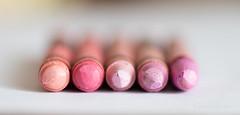Pink (Sous l'Oeil de Sylvie) Tags: pink macro colors rose dof pentax couleurs january pointe crayons janvier crayola tamron90mm ks2 prd 2016 sousloeildesylvie