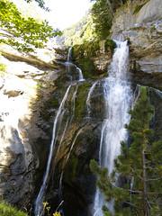 Wodospad w Val Ordesa