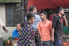 H503_2791 (bandashing) Tags: poverty street england woman face manchester poor rickshaw sylhet bangladesh socialdocumentary deformed cng deformity aoa bondor bandashing akhtarowaisahmed
