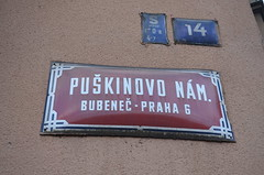 DSC_0168 (ruszarub) Tags: monument prague pushkin
