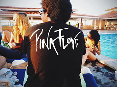 The spiritual connection to this band is over any other connection I've ever had to art. Pink Floyd has been and will always be my #1. (alejoskies) Tags: pink sunset party people music love rock band pinkfloyd 80s 70s tune psychedelic jam floyd 90s alternative