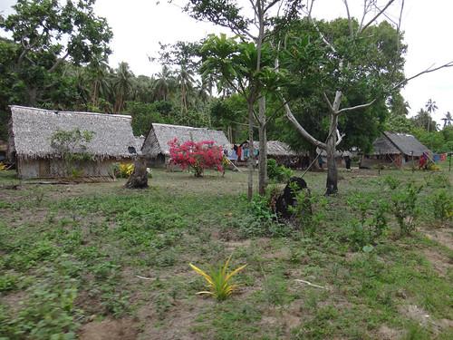 Village in Lamap, Malakula