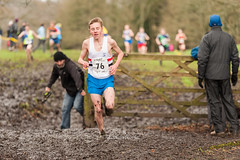DSC_4919 (Adrian Royle) Tags: snow sport hail athletics nikon gate mud action hill running racing lancashire blackburn crosscountry runners athletes xc wittonpark