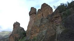 The high peaks of Pinnacles NP