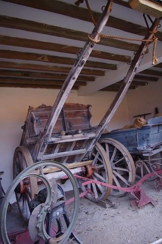 Horse Drawn Farm Cart