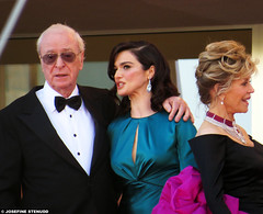 20150520_39 Michael Caine, Rachel Weisz, & Jane Fonda | The Cannes Film Festival 2015 | Cannes, France (ratexla) Tags: life city travel vacation people urban holiday cinema france travelling celebrity film festival stars person star town spring europe riviera cannes earth famous culture entertainment human journey moviestar movies celebrities janefonda celebs traveling celeb epic interrail stad humans semester interrailing tellus cannesfestival michaelcaine homosapiens organism 2015 moviestars cannesfilmfestival eurail rachelweisz festivaldecannes tgluff europaeuropean tgluffning tgluffa eurailing photophotospicturepicturesimageimagesfotofotonbildbilder resaresor canonpowershotsx50hs thecannesfilmfestival 20may2015 ratexlascannestrip2015 the68thannualcannesfilmfestival thecannesfestival