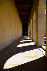 (panikyu) Tags: city trip travel light sun paris france les architecture nikon shadows arc invalides passage d5100
