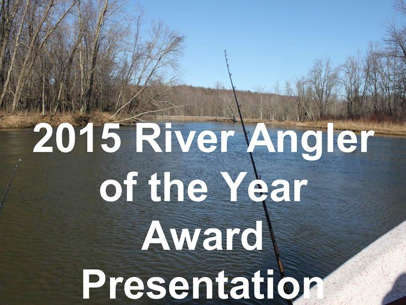 2015 River Angler of the Year