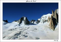 Le Glacier Du Tacul 2 (P.LeToq) Tags: mountain alps nature montagne alpes glacier summit neige chamonix alpinisme
