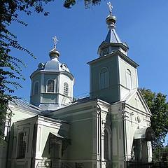 Храм прп.Серафима Саровского