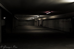 366-56 (bine77) Tags: light night canon dark licht parkinglot nacht parking pancake 24mm projekt dunkel dunkelheit parkdeck 366 eos100d