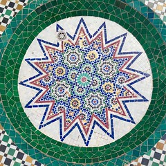 Craft (yaelgasnier) Tags: travel square colorfull morocco squareformat maroc marrakech marruecos fontaine marokko mosaque  wonderfulplaces   zellige shotaward vsco beautifuldestinations iphoneography instagramapp instamorocco igworldclub iphone6plus marocphotonet