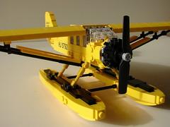Bellanca CH-300 (5) (henrik.soeby) Tags: lego aircraft tintin bellanca