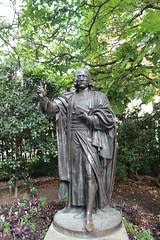 John Wesley, Father of Methodism (Buster&Bubby) Tags: london stpaulscathedral methodism johnwesley fatherofmethodism