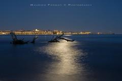 Siracusa (Maurizio Formati) Tags: city longexposure italy panorama seascape nikon mare nightscape syracuse paesaggio siracusa citt italiy d7000 nightfotography maurizioformati