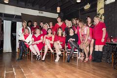 At The Red Dress Party! (kaceycd) Tags: pumps highheels sandals s tgirl stilettoheels pantyhose crossdress spandex lycra tg stilettos minidress wetlook opentoesandals sexysandals stilettosandals peeptoesandals