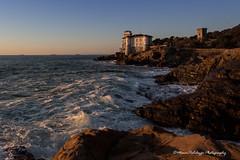 IMG_5298 (Pistolozzi Marco) Tags: sunset landscapes mare tramonti livorno scogliere vistamare canoneos700d samyang14mm