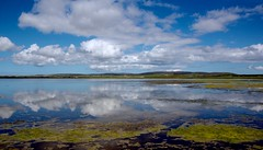 It never rains in Scotland (dmunro100) Tags: summer lake nature beauty canon eos islands scotland orkney stenness north peaceful calm serene loch tranquil refection canonefs1755mmf28isusm 60d