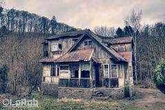 . (LaR0b) Tags: urban house abandoned home lost decay exploring villa residence exploration hdr highdynamicrange ue urbex kakelbont villekulla lar0b