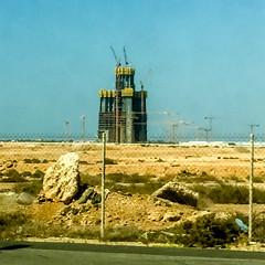 The future world tallest building (Tai - Le) Tags: jeddah saudiarabia makkahprovince