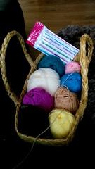 Starting a new hobby (KT-wu) Tags: wool crochet craft hobby