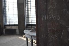 Old graffiti (Matt From London) Tags: graffiti greenwich scrawl 1810 oldnavalcollege